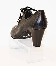 Женские туфли на шнурке Marco 37 размер, фото 3