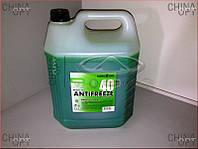Антифриз КАМА (зеленый) 10кг