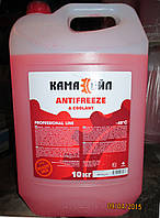 Антифриз КАМА (красный) 10кг