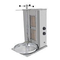 Аппарат для шаурмы Pimak (газовая) на 30кг (2 горелки) М073