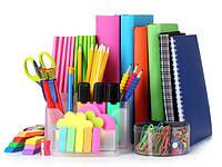 Канцелярские товары для школы, дома и офиса