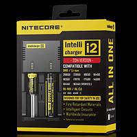 Зарядное устройство Nitecore Intellicharger i2 v.2 (2 канала), фото 1