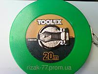 Рулетка ( Стекловолокно ) - 20 м. TOOLEX
