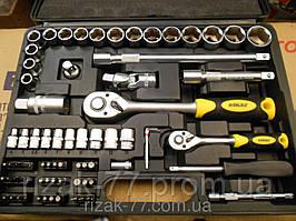 Набор инструментов SIGMA Насадки ( головки ) торцевые набор - SIGMA- 6003741