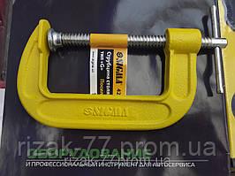 """Струбцина - тип """"G"""" - Sigma 75 мм."""