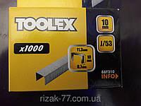 Скоба для степлера 10 мм.