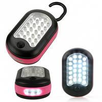 Светодиодная лампа Lavita 27 LED с магнитом и крючком