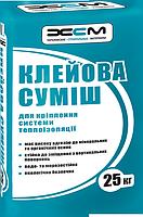 Клеевая смесь для крепления систем теплоизоляции