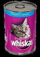 Whiskas (Вискас) Паштет тунец 400 г