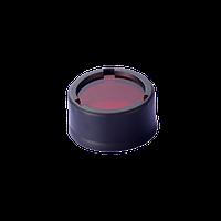 Диффузор фильтр для фонарей Nitecore NFR23 (22-23mm), красный, фото 1