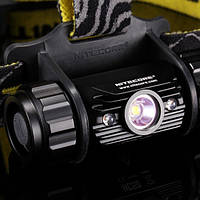 Фонарь налобный Nitecore HC50 (Cree XM-L2, 565 люмен, 10 режимов, 1x18650), фото 1