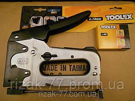 Степлер профессиональный Toolex 88Т911