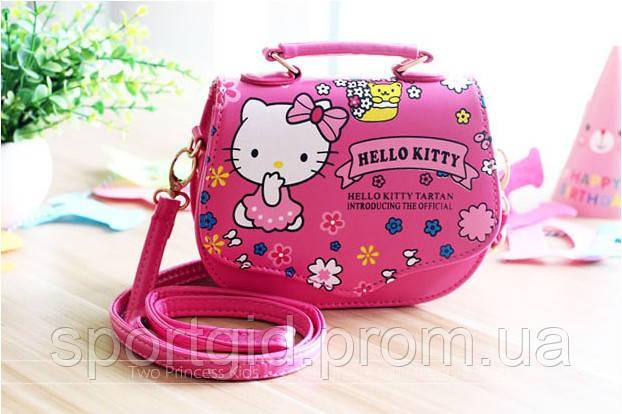 7bed015cef12 Сумка детская для девочки Hello Kitty (Хелло Китти) Rose Red ...