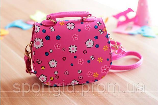 842ffb5dabd5 Сумка детская для девочки Hello Kitty (Хелло Китти) Rose Red, ...