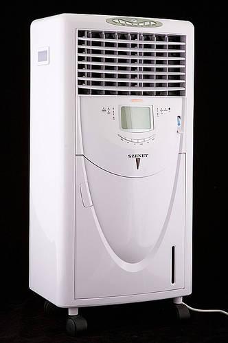 Климатический комплекс не только очищает, но и охлаждает, увлажняет, а также может и нагревать воздух в помещении.