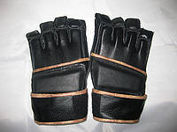 Контактные перчатки для карате JAB (кожа)