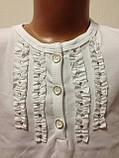 Детская одежда оптом Блуза для девочек нарядная оптом р.5-6-7 лет, фото 2