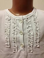 Детская Блуза для девочек нарядная