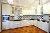 Кухня на заказ BLUM-039 краска по RAL каталогу