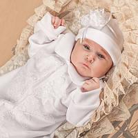 Песочник для девочки Малена (Бархатная) от Miminobaby от 0 до 6 месяцев
