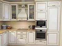 Кухня на заказ BLUM-041 краска по RAL каталогу