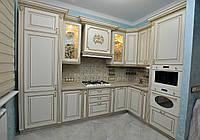 Кухня на заказ BLUM-040 краска по RAL каталогу