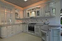 Кухня на заказ BLUM-042 краска по RAL каталогу