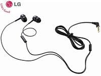 Проводная стерео гарнитура LG ORIGINAL (SGEY0007610)