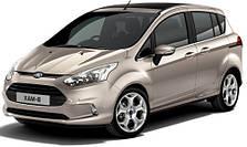 Защита двигателя на Ford B-max (c 2012--)