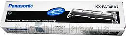 Тонер-картридж panasonic kx-fat88a7 до 2000 страниц для kx-fl403, kx-flc413