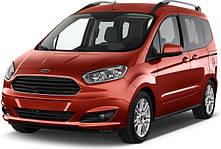 Защита двигателя на Ford Courier (c 2014--)