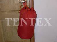 Пляжная сумка с затяжной верёвкой.