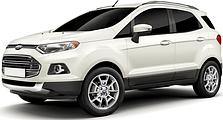 Защита двигателя на Ford Ecosport (c 2013--)