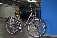 Электровелосипед на базе городского велосипеда, фото 1