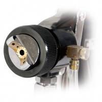 HVLP BLACK PROF Краскораспылитель 1,5 мм, нижний металлический бачок регулируемой подачей давления INTERTOOL P