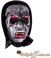 Страшная маска злого демона