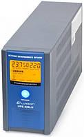 ИБП Luxeon UPS-500LU (300Вт), для котла, чистая синусоида, внешняя АКБ, фото 1