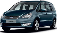 Защита двигателя на Ford Galaxy (c 2006--)