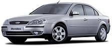 Защита двигателя на Ford Mondeo (2000-2007)