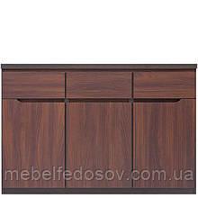 Шкафчик KOM 3D3S Джули  (BRW/БРВ Украина) 1365х400х905мм
