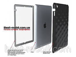 Чехол для iPad 2, iPad 3 Hard Candy BubbleCase 360