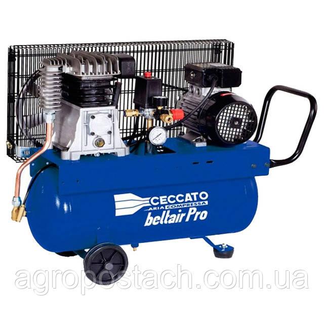 Компрессор маслянный с ременным приводом, 514 л/мин, 3 кВт, 380 В, 11 бар