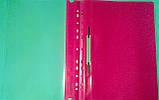 Папка Скоросшиватель А4 розовый Е31510-09 Economix Китай, фото 2