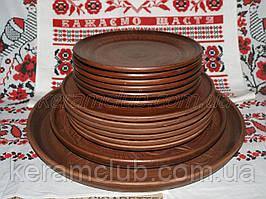 Набор тарелок и блюд
