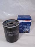 Фільтр масляний Samand 1.8 Bosch, фото 3