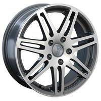 Литые диски Replay Audi (A25) W10 R21 PCD5x130 ET44 DIA71.6 GMF
