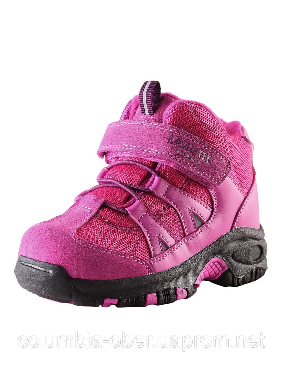 Демисезонные ботинки для девочки LassieТес 769096-3520. Размеры 22, 30 и 31.