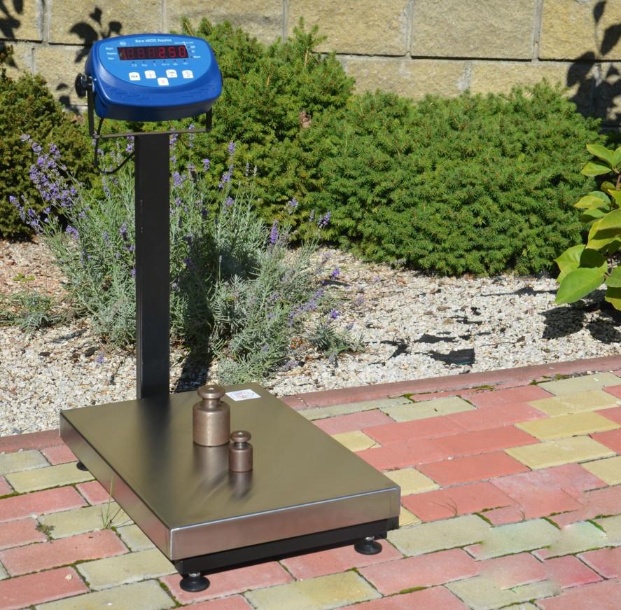 Весы товарные электронные Axis BDU 150C-0405
