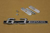 Надпись 6.3 AMG для Mercedes