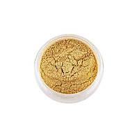 Песок для втирки Yre, цвет золото, 1 г